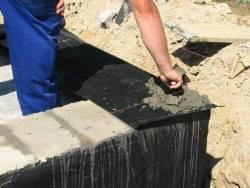Gut bekannt erste Schicht Porenbeton Mauerwerk mauern - Porenbeton24 KN84