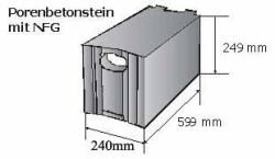 pp4 porenbetonsteine porenbeton f r tragende w nde innenw nde und au enw nde porenbeton24. Black Bedroom Furniture Sets. Home Design Ideas